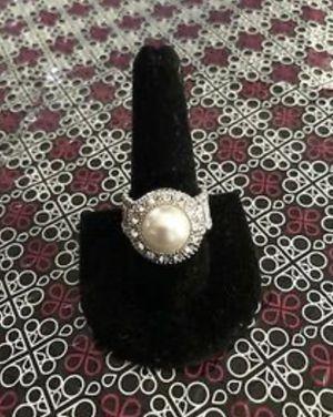 Paparazzi White Ring for Sale in Sebastian, FL