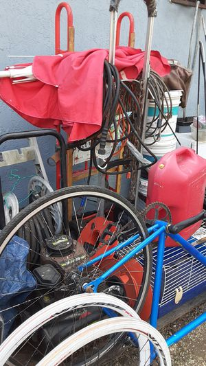 Dolly n pressure washer for Sale in Miami, FL
