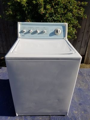 KENMORE ELITE king size CAPACITY WASHER for Sale in Pico Rivera, CA