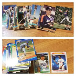 156 Dodgers Baseball Cards And 41 Topps Stadium club Baseball Cards for Sale in Jacksonville,  FL
