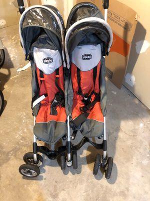 Double stroller for Sale in Piscataway, NJ