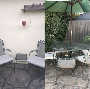Outdoor Furniture for Sale in San Jose, CA