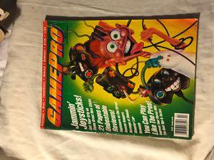 GamePro April 1990 Jammin Joysticks for Sale in Eau Claire, WI