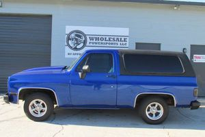 81 Chevy k5 blazer big block 454 for Sale in Tampa, FL