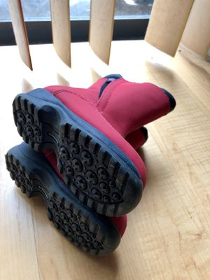 Toddler rain & snow boots — Lands End Snow Flurry Boots for Sale in Hollywood, FL