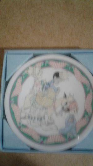 Precious moments mini plate for Sale in Dinuba, CA