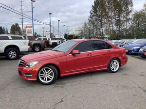 2014 Mercedes-Benz C-Class for Sale in Lynnwood, WA