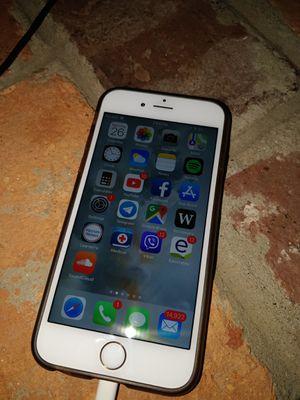 iPhone 6s 32GB unlocked for Sale in Fairfax, VA