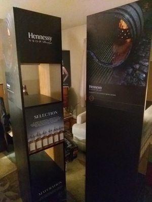 Hennessy display shelf for Sale in Richmond, VA