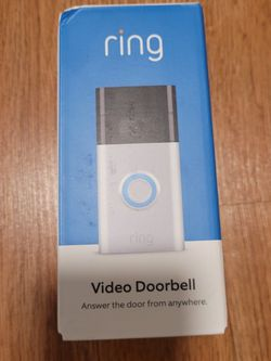 Ring Doorbell 2020 for Sale in Hollywood,  FL