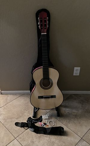 Guitar Brand New All Accessories Included for Sale in Phoenix, AZ