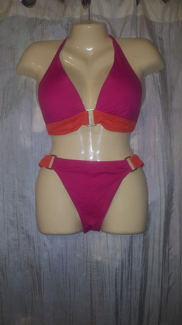 Lauren RALPH LAUREN swimsuit size 10