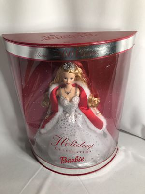 New 2001 Anniversary Edition Holiday Barbie for Sale in Chino, CA