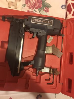 Craftsman nail gun for Sale in Phoenix, AZ