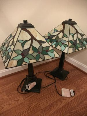 Tiffany style lamps for Sale in Clifton, VA