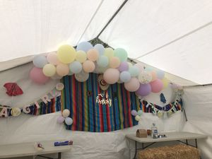 Gender reveal balloons for Sale in Corona, CA