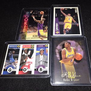 Kobe Bryant Rookie Cards for Sale in Ontario, CA