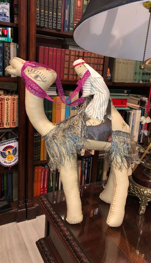 Egyptian camel ride decor/toy for Sale in Los Angeles, CA