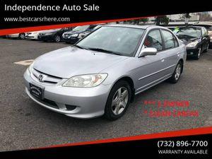 2004 Honda Civic for Sale in Bordentown, NJ
