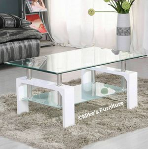 Brand New Glass Coffee Table for Sale in Lauderhill, FL