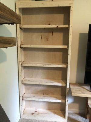 Set of 2 Handmade Book Shelves for Sale in Hendersonville, TN