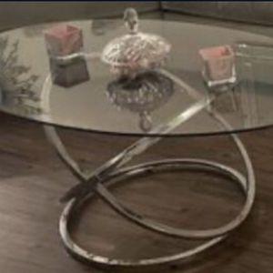 Glass Coffee Table for Sale in Bonita, CA