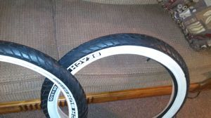 """26"""" bikes tires fat tires for beach cruiser for Sale in Lancaster, PA"""