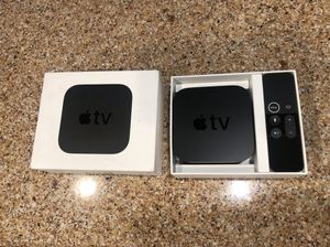 Apple TV 2019 NEWEST MODEL 4th Generation for Sale in Port Jefferson Station, NY