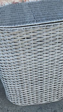 Wicker Clothes Basket for Sale in Camp Pendleton North,  CA