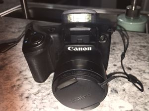 Canon PowerShot SX540 HS Long Zoom Digital Camera for Sale in Lawrenceville, GA