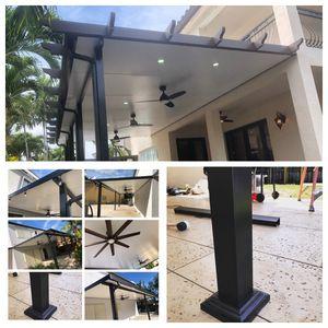 Aluminum Pergola for Sale in Miami, FL
