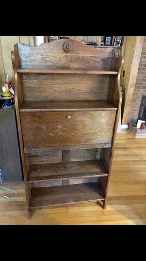 Secretary/Book Shelf/Display Cabinet for Sale in Raleigh, NC