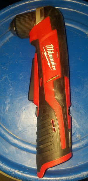 """BRAND NEW MILWAUKEE M12 3/8"""" 10 SPEED RIGHT ANGLE DRILL TOOL ONLY. for Sale in Ceres, CA"""