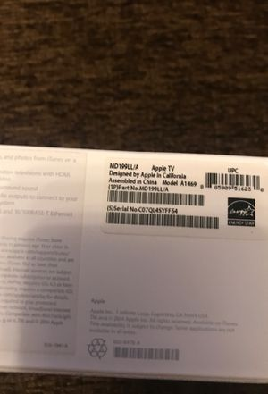 Apple TV for Sale in Beverly Hills, CA