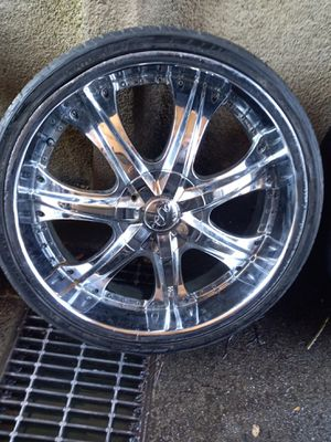 22 inch rims for Sale in Tracy, CA