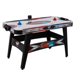 "Triumph Fire 'n Ice LED Light-Up 54"" Air Hockey Table Includes 2 LED Hockey Pushers and LED Puck for Sale in Houston, TX"