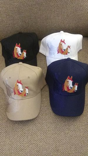 Embroidered horse design. $7 each. for Sale in Ocala, FL