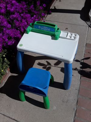 Leap Frog desk and chair for Sale in Brea, CA