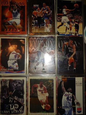 Basketball, baseball and football cards for Sale in Peoria, AZ