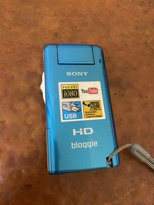 Sony HD Bloggie Camera Video Recorder MHS-PM5 for Sale in Hazel Park, MI