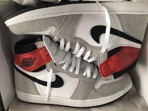 Jordan 1's - Smoke Grey - Size 11.5 for Sale in Charlotte, NC