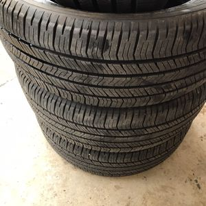 Set Of Used Tires Good Year 2255018 for Sale in Durham, NC