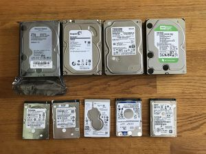 SATA HDD 500GB 1TB 2TB Hard Drive for Laptop & Desktop- Please Read for Sale in San Jose, CA