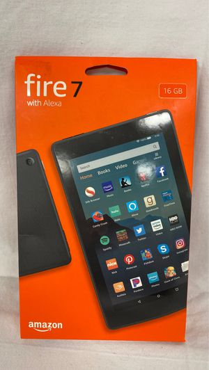 Amazon Fire 7 Tablet for Sale in Houston, TX