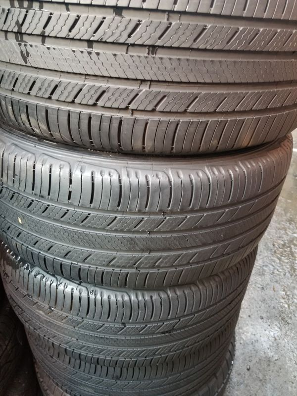 Used tire. michelin.225/55/16