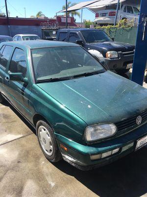 1995 vw Volkswagen Golf GL low miles for Sale in San Diego, CA