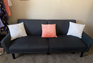 Modern Blue Futon for Sale in Riverside, CA