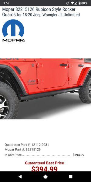 2019 Jeep Parts for Sale in Orlando, FL