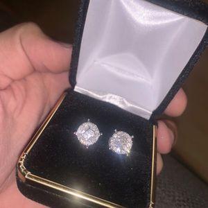 Baguette Diamond Earrings for Sale in Surprise, AZ