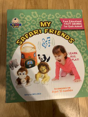 Educational Baby Kid Toy Safari Sounds for Sale in Whittier, CA